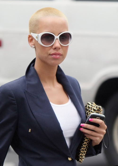amber rose, celebrity, girl, blonde, cute, young, photo