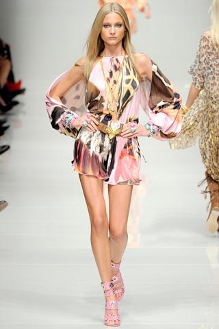 beautiful, model, nice, woman, color, dress