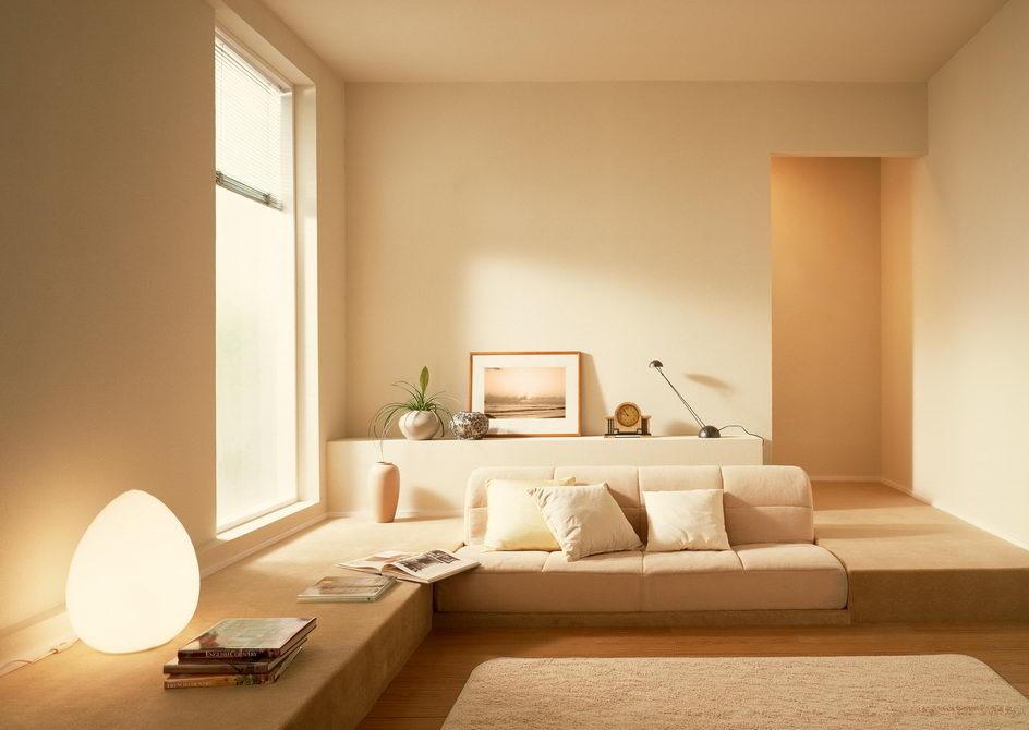 beige, room, interior, furniture, design