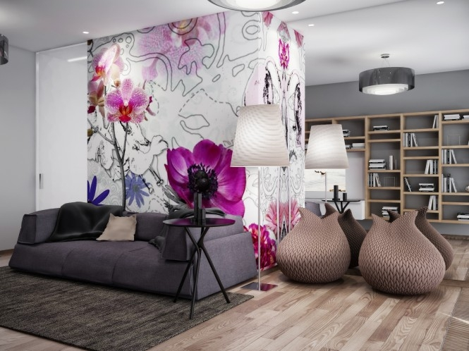 luxury, interior, design, room, furniture