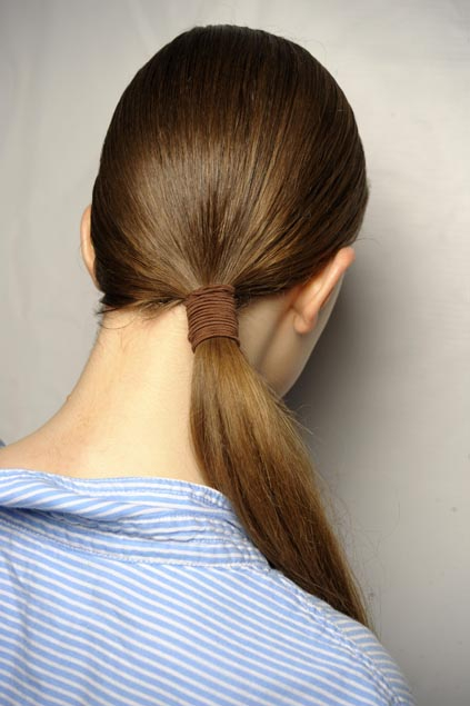 young, girl, hairstyle, back, hair, photo