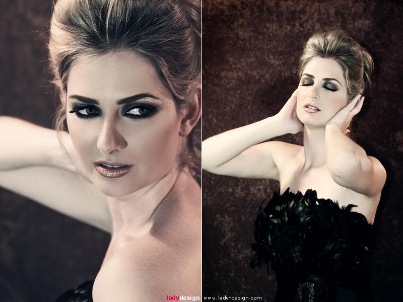 dress, decoration, feathers, beautiful, elegant, chic