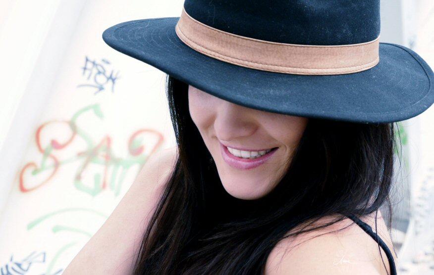 Simplicity Unisex Summer Cool Woven Straw Fedora Hat