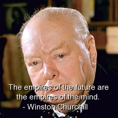 winston churchill quotes sayings quote famous mind future fav images amazing pictures. Black Bedroom Furniture Sets. Home Design Ideas