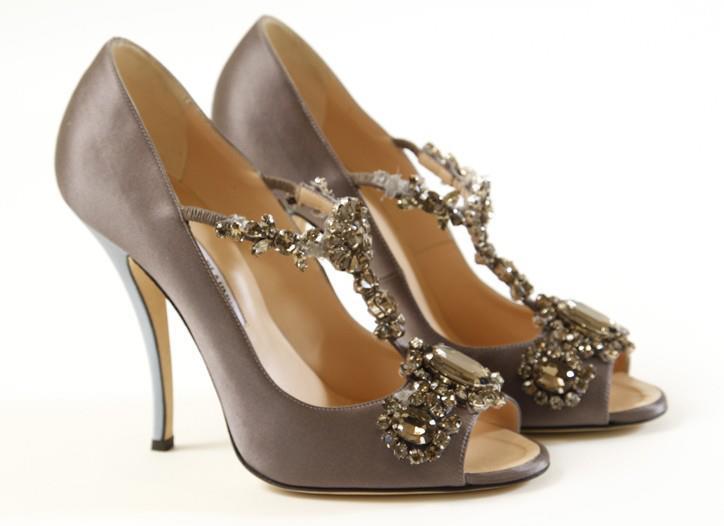 Women's Shoes Ralph Lauren Rylie Classic Pumps Heels Dark Brown