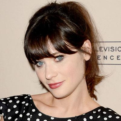Zooey Deschanel: My Kids Will Show Hannah ... - Us Weekly
