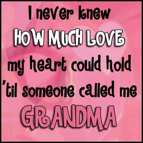 I love grandma quotes and sayings