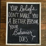 daily inspirational quotes, sayings, behavior