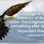 daily inspirational quotes, sayings, courage, ambrose redmoon