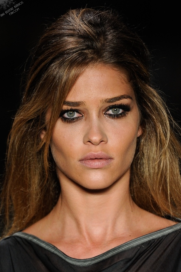 ana beatriz barros, celebrity, models, lady, eyes, makeup ...