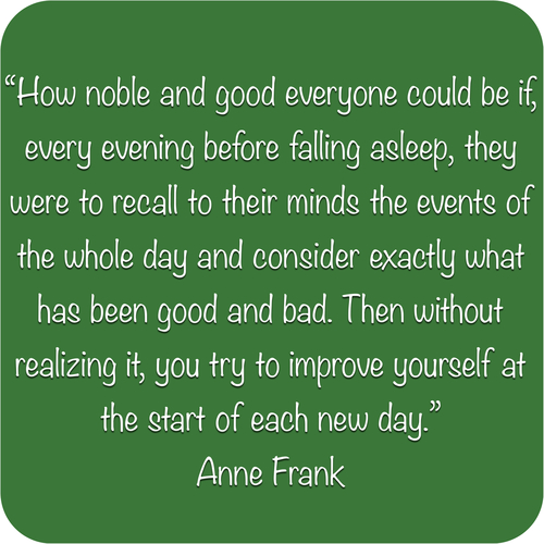 Anne Frank Quotes Sayings Cute Life Long Quote
