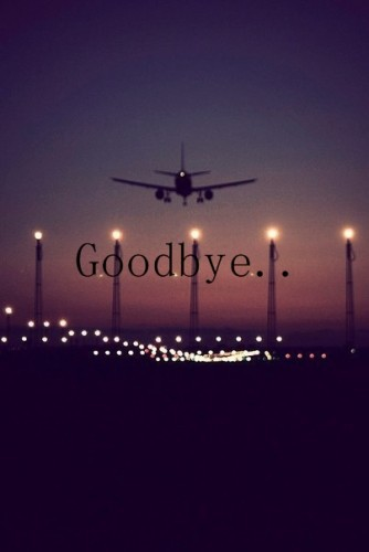 goodbye, quotes, sayings, plane, flying, images