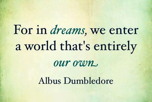 Harry Potter Quotes Sayings In Dreams World Fav