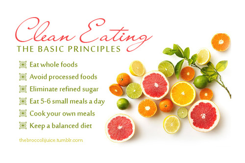 health, quotes, sayings, clean eating, principles