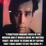 jim carrey, quotes, sayings, making faces, mirror