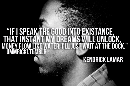 Kendrick Lamar Quotes About Love Kendrick Lamar Quotes