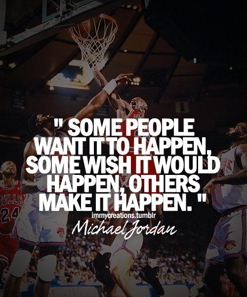 Michael Jordan Motivational Quotes About Life: Michael Jordan, Quotes, Sayings, Happen, Life