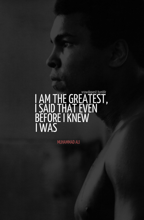 muhammad ali, quotes, sayings, greatest, lifting up, up ...