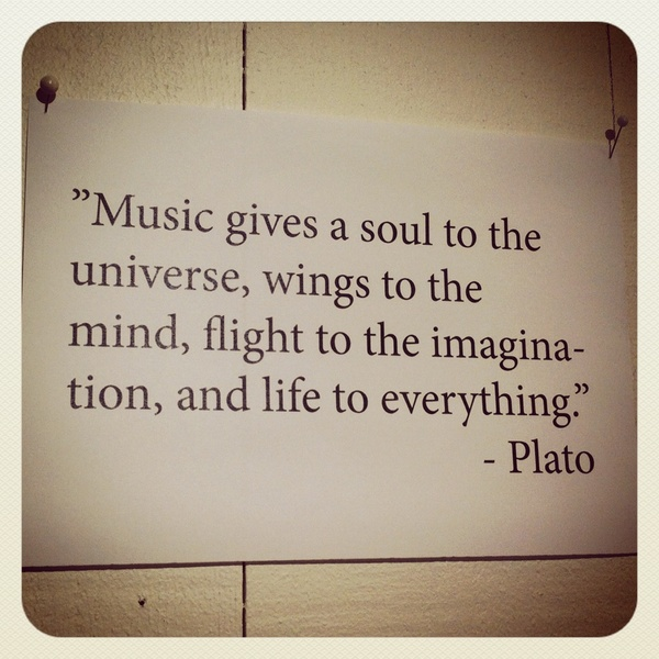 Plato Quotes Music is a Moral Law Plato Music Quotes Plato