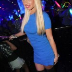 rapper, chanel west coast, celebrity, hip hop, blue dress