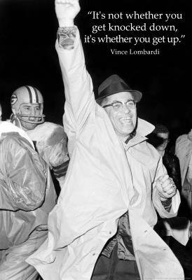 vince lombardi, quotes, sayings, get up, motivational, great