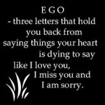 apology, quotes, sayings, ego, meaning, real