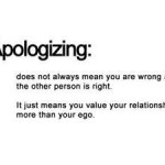 apology, quotes, sayings, meaningful, relationship