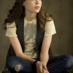 ellen page, celebrity, actress, woman, stunning
