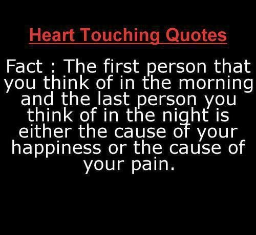 Good Morning Touching Quotes: Heart, Touching, Quotes, Sayings, Morning, Happines, Pain