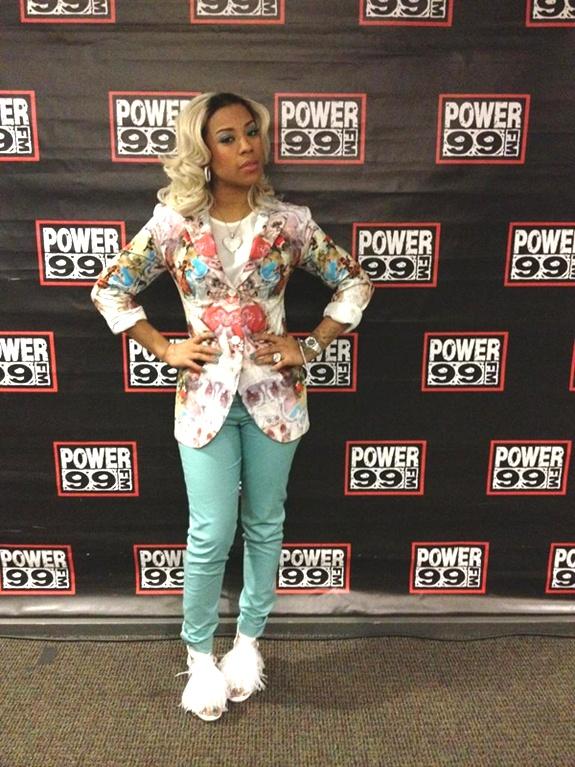 Keyshia Cole Celebrity Singer Woman Fashion Style