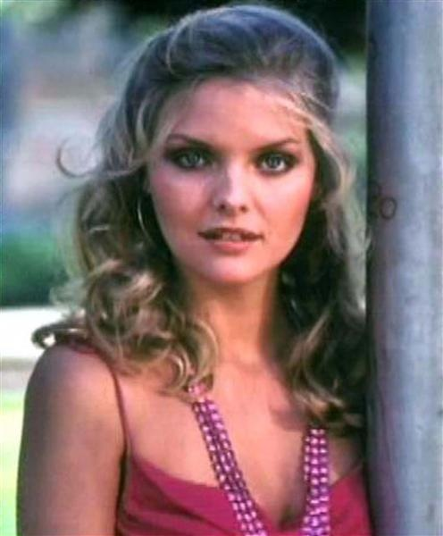 Michelle Pfeiffer Young Michelle Pfeiffer Celebrity