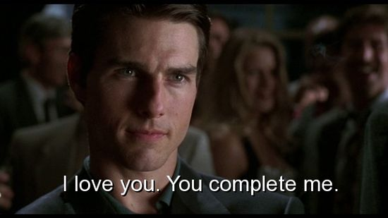 Movie, Jerry Maguire, Quotes, Sayings, I Love You, Great