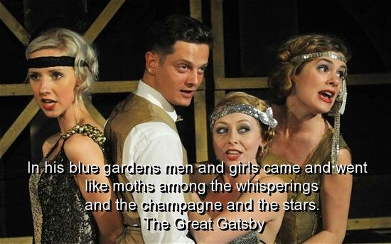 the great gatsby, quotes, sayings, cute quote, images
