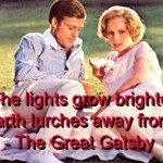 the great gatsby, quotes, sayings, famous quote, movie