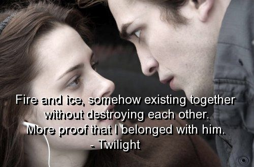 Best quotes from the movie twilight