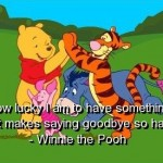 winnie the pooh, quotes, sayings, goodbuy, quote, cute