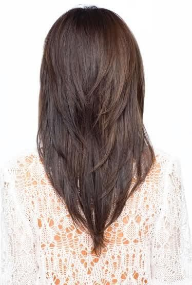 Layered haircuts back view 2015 new hair style layered haircuts back view winobraniefo Gallery