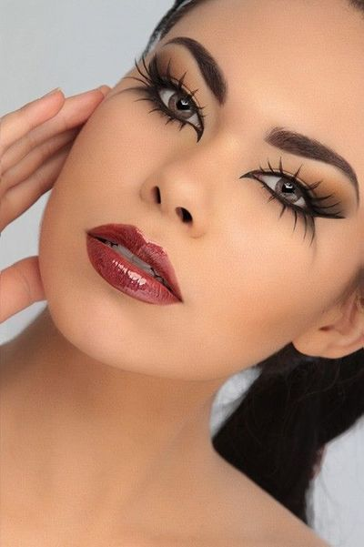 Make up Tip Pretty Makeup For