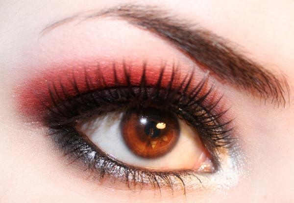 Make Up Tips For Hazel Eyes Brown Eye Closeup Fav