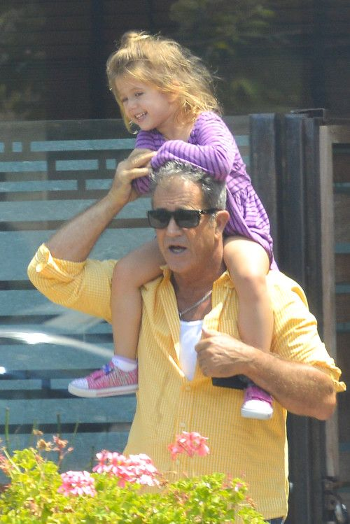 Mel Gibson Kids Mel Gibson Celebrity Man