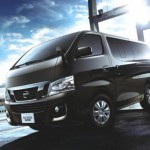 nissan urvan, van, design, vehicles