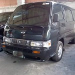 nissan urvan, van, design, vehicles, image
