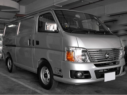 nissan urvan, van, design, vehicles, photo