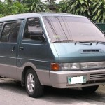 nissan vanette, van, design, vehicles, photo