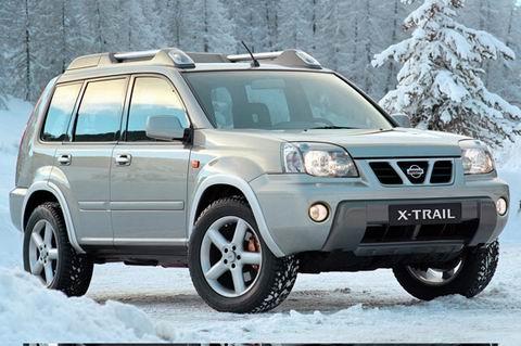 nissan x trail offroad car design vehicles winter. Black Bedroom Furniture Sets. Home Design Ideas