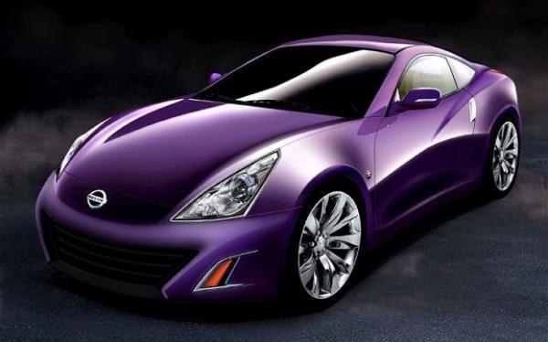 Nissan Z Car Design Vehicles Car Cars Purple Fav