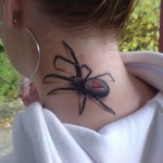 tattoo, designs, tattoos, ideas, 3d, art, spiders, photo