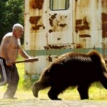 crazy, russian, funny, picture, bear