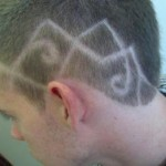 most, unusual, hairstyles, haircut, guy