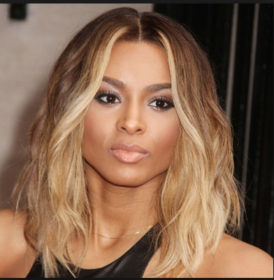 2013 Ciara Singer Makeup Hairstyle Face Fav Images